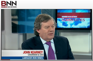 John Kearney on BNN