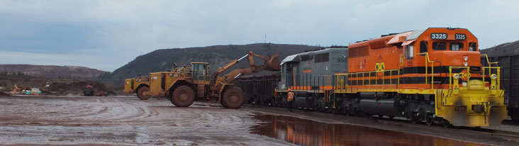Labrador Iron Mines Holdings Limited Projects Redmond